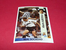 ALBERTO ALBISTEGUI REAL SOCIEDAD PANINI LIGA 96-97 ESPANA 1996-1997 FOOTBALL