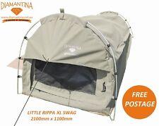 Diamantina Little Rippa XL (KING SINGLE) Dome Swag - Heavy Duty Rip Stop Canvas