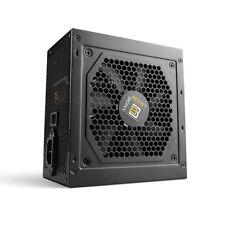 Netzteil PC 600 Watt (W) 80+ Plus Gold ATX Gaming Gamer Silent Boostboxx PFC