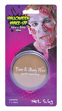 Face & Body Wax Blister Carded Halloween Make Up Accessory Fancy Horror Party