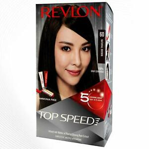 Revlon Top Speed Hair Color For Women No Ammonia And Easy Application (4 Shades)
