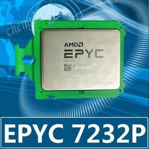 AMD epyc 7232p (100-000000081) 3.1ghz 8-Core 120w interface sp3 CPU processor
