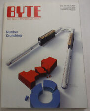 Byte Magazine Number Crunching April 1986 111314R1