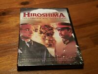 Hiroshima - The Complete Miniseries Event (DVD, 2016) Brand NEW