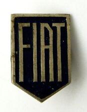 Distintivo FIAT Chiusura A Rondella (F.Granero Torino) cm 1,7 x 2,6