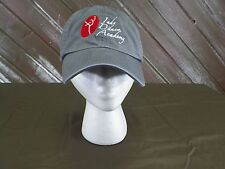 Indy Dance Academy Baseball Cap Gray Imperial Headwear Strap Back One Size