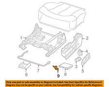 GM OEM Seat Track-Module Left 88938614