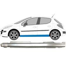 Peugeot 207 2006-2013 5 Tür Voll Schweller Reparaturblech / Links