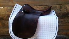 """16.5"""" Stubben Tristan Dressage Saddle"""