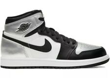 Air Jordan 1 High Silver Toe Retro (ps) Size 13c Cu0449-001 in Hand