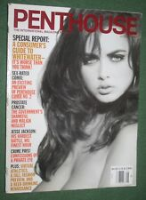 Penthouse Aug 1994 POM Alex Taylor Bill & Hillary' Clinton Jesse Jackson Pipi