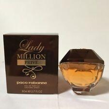 Lady Million Prive Perfume by Paco Rabanne - 2.7 oz / 80 ml EDP Spray NIB