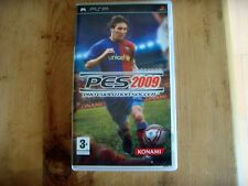 GIOCO PSP - PES 2009, PRO EVOLUTION SOCCER - Elemento For Collectors