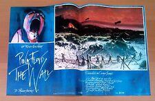 THE WALL fotobusta poster lobby card Pink Floyd Alan Parker Bob Geldof C2
