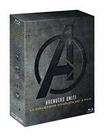 EBOND Avengers Uniti - La Collezione Completa dei 4 Film  BLU-RAY D326002