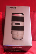 Canon 70-200mm F2.8 70-200/2.8 IS II NEU NEW Show Model Demo in OVP/BOX Complete