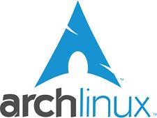 Arch Linux-leistungsstarke, benutzerdefinierbare und stabile 64 Bit Betriebssystem. USB