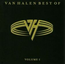 VAN HALEN (THE BEST OF VOLUME 1 - GREATEST HITS CD SEALED + FREE POST)