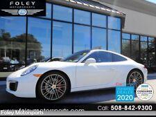 New listing  2018 Porsche 911 Carrera 4S Coupe