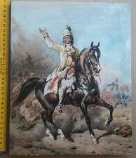 Juliusz Kossak - Maciej Masłowski (86) Polish art painting book Polska