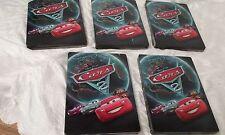 LOT OF 5 CARS 2 Best Buy Exclusive Steelbook Empty Case DISNEY PIXAR
