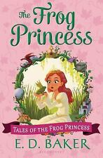 The Frog Princess (Paperback or Softback)