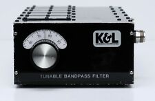 Kampl Microwave 5bt 48 95 5n 75 Tunable Coaxial Bandpass Filter 48 95 Mhz 75 Ohms