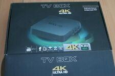 TV BOX 4K ULTRA HD INTERNET TV