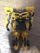 Transformers Dotm Bumblebee Deluxe Class Bumblebee [Missing Weapon] Incomplete
