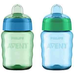 Philips Avent My Easy Sippy Cup 9 oz SCF553/25 - Boy Colors