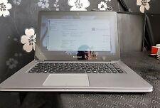 "Lenovo Ideapad U410 Touchscreen 14"" Laptop Core i7 8GB Nvidia Graphics Win 10"