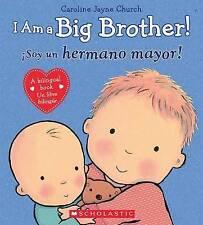I Am a Big Brother! by Caroline Jayne Church (Hardback, 2015)