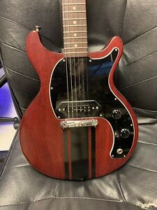 Gibson Les Paul Special Tribute DC Lil '78 Pickup, Locking Tuners, Redw/HardCase