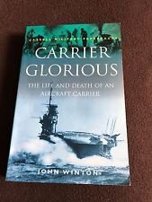Carrier Glorious by John Winton