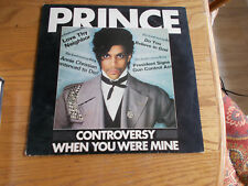 LP PRINCE CONTROVERSY WHEN YOU WERE MINE