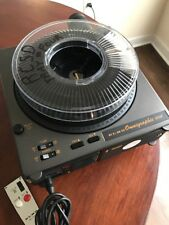 Elmo Omnigraphic 301AF Slide Projector With Slide Tray Fully Functional & Tested
