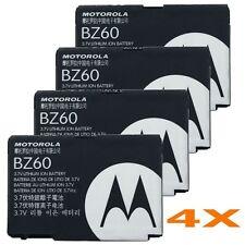 OEM MOTOROLA BZ60 BATTERY FOR RAZR V3,V3A,V3C,V3I,V3M,V3T,V3XX,V6 MAXX PEBEL 4X