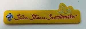 Boy Scout - Sweden Södra Skånes Scout district badge