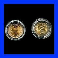 2 X 2 EURO COMMEMORATIVE AUTRICHE 2005 ET 2010  BEL ETAT