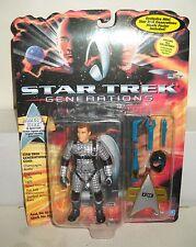 #6806 NRFC Playmates Star Trek Generations Captain James T Kirk Action Figure
