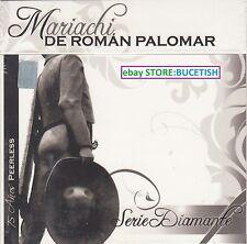 Mariachi de Roman Palomar Serie Diamante 75 Anos Peerless 5CD New Nuevo sealed