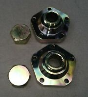 HEAVY DUTY DRIVE FLANGE TF5806 x 2 KIT FOR LAND ROVER DEFENDER TO 93 - LR5806HD