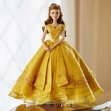 "US Disney Live Belle Beauty and the Beast 17"" Doll Limited Edition 5500 NRFB!"