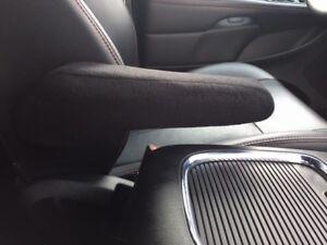 Auto Armrest Cover-Dodge Grand Caravan & Chrysler Town Fleece (XLGSLMFL)