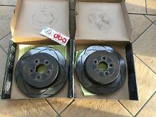 Subaru WRX DBA Brake Rotor DBA 2657S  pair (2) Impreza / Forester