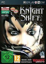 Knightshift [PC Steam key] - Multilingual [e/F/G/PL/CZ]