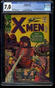 X-Men #16 CGC FN/VF 7.0 Off White Marvel Comics