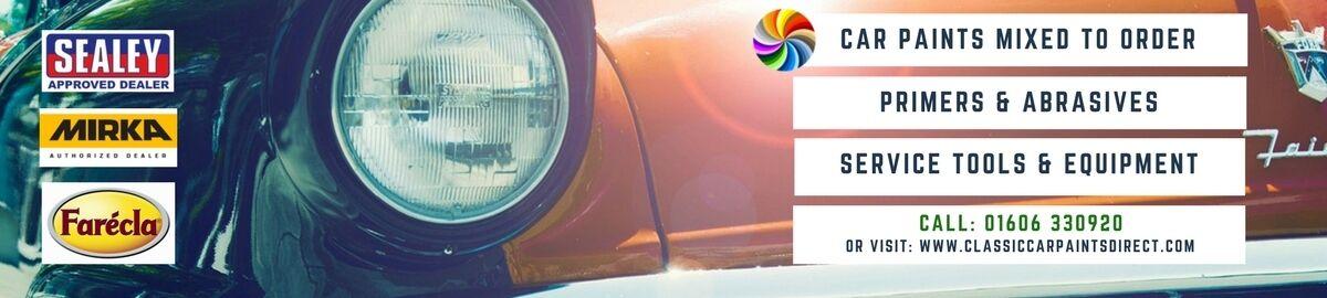 Classic Car Paints Direct