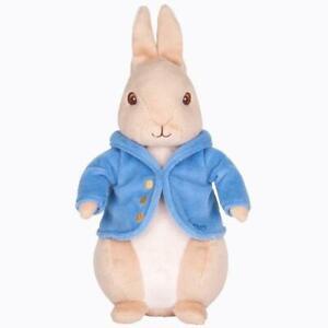 NEW PLUSH SOFT TOY Beatrix Potter 150027 Peter Rabbit Silky Beanbag 22cm