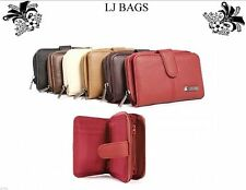 Lorenz Leather Women's Purses & Wallets with Organizer